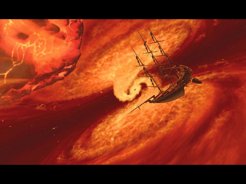 Disney hình nền entitled Treasure Planet