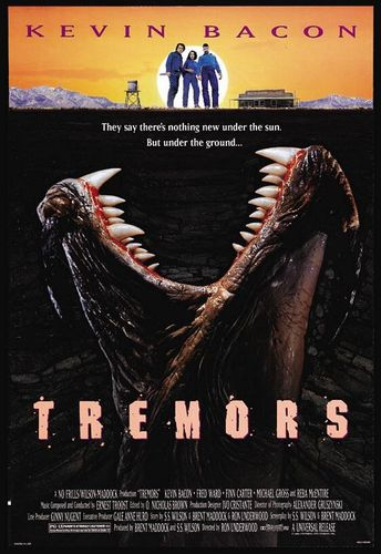Tremors - tremors Photo