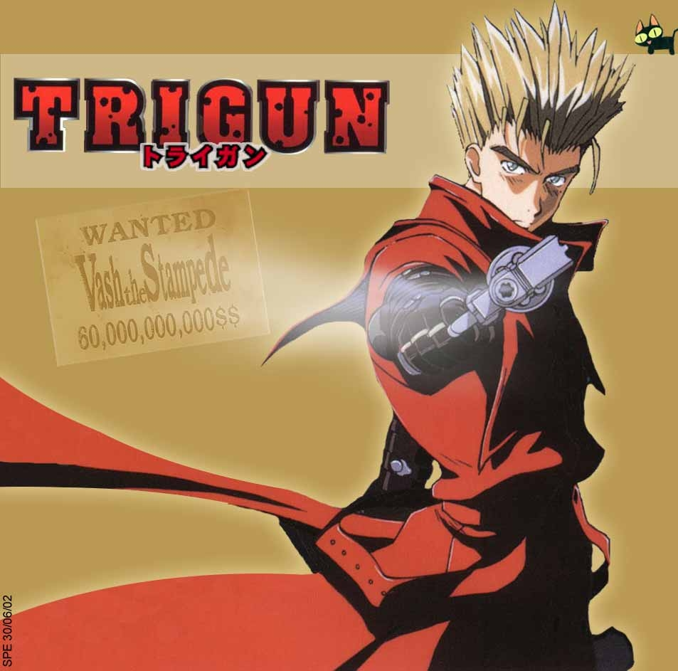 images about trigun - photo #23