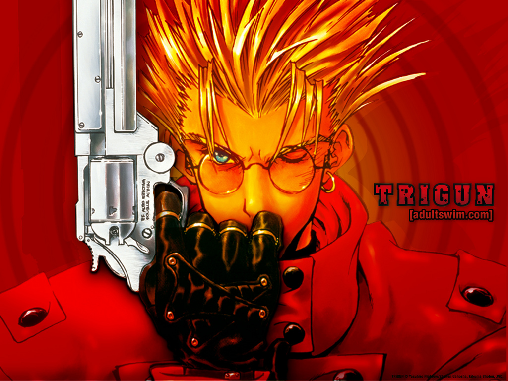 images about trigun - photo #10
