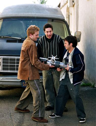 Buffy the Vampire Slayer wallpaper entitled Trio