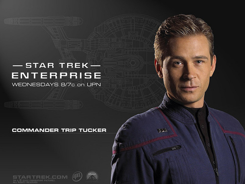 stella, stella, star Trek - Enterprise wallpaper called Trip Tucker