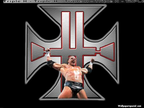 Triple H Wallpaper - wwe-raw Wallpaper