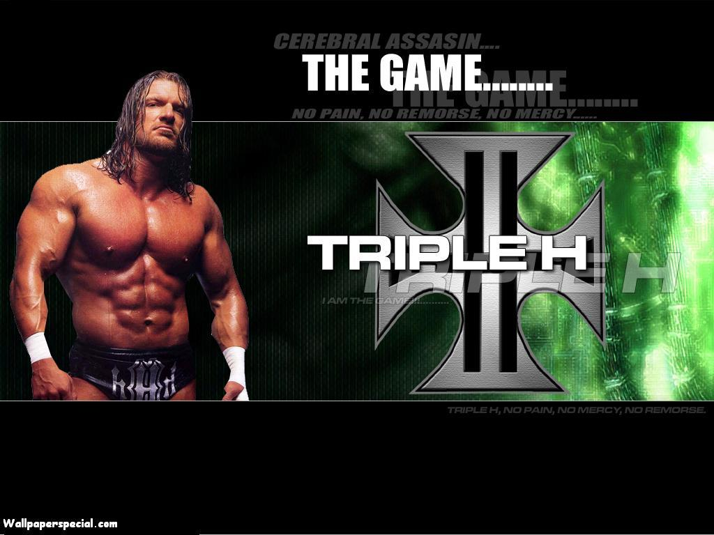Triple H Images Triple H Hd Wallpaper And Background Photos 416574