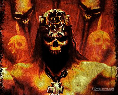 Triple H Wallpaper Titled