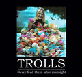 Troll - atsof photo