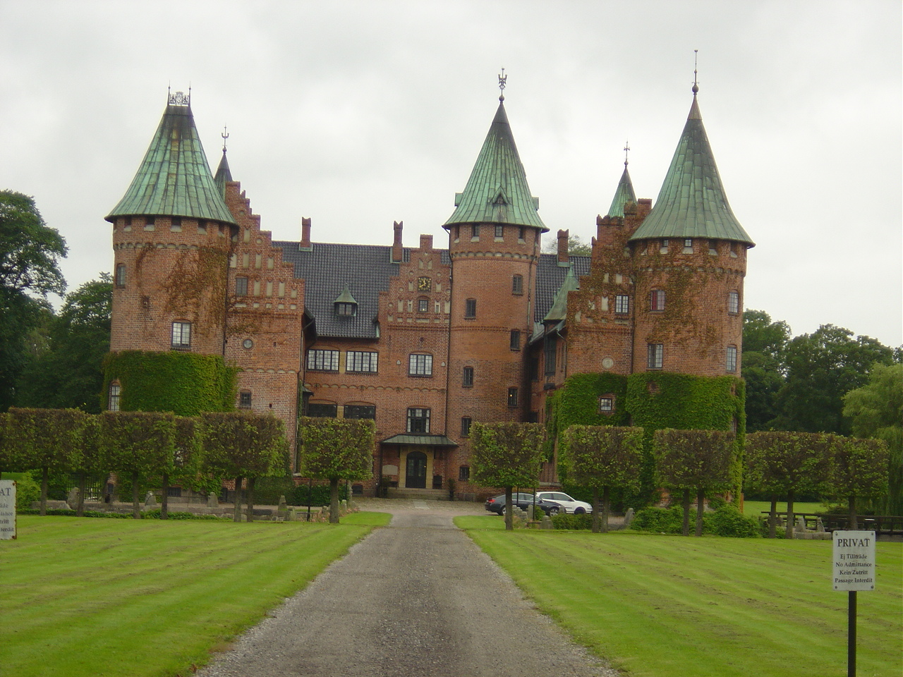 Castles images Trolleholm Slott HD wallpaper and background photos ...