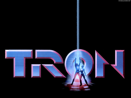80s Films 바탕화면 called Tron