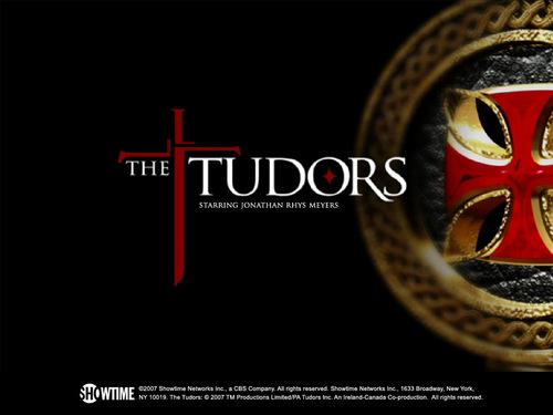The Tudors 바탕화면 titled Tudors 바탕화면