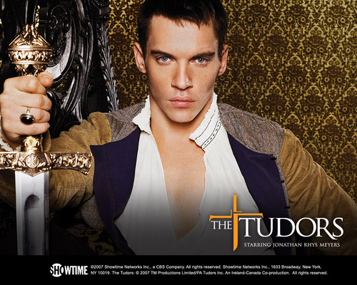 The Tudors wallpaper titled Tudors wallpaper