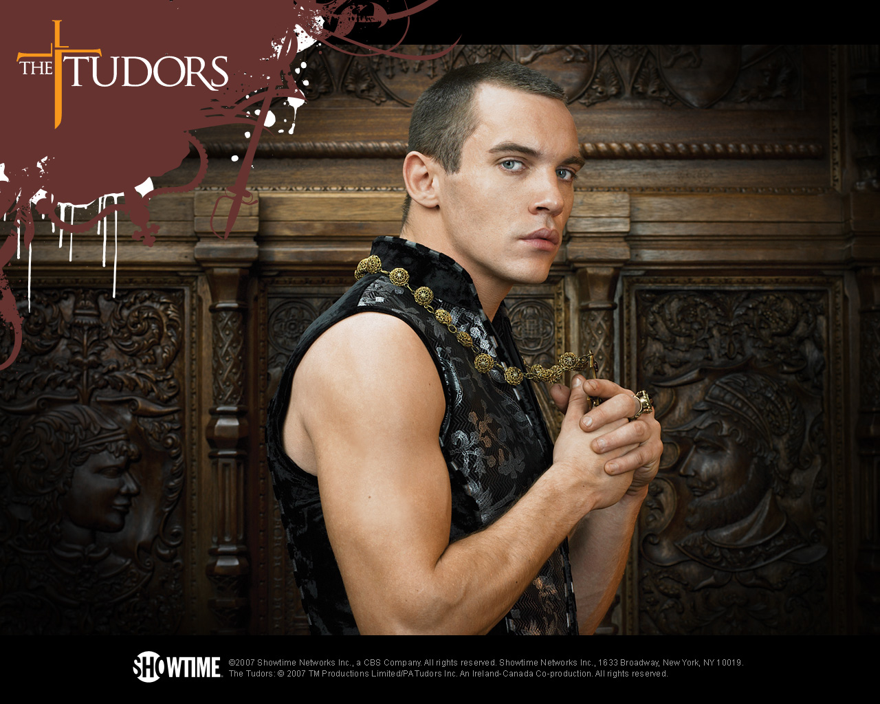 The tudors tudors wallpaper