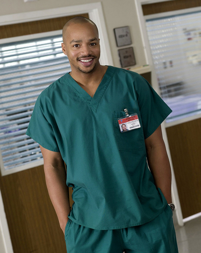 Turk - scrubs Photo