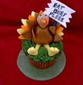 Turkey Day - cupcakes photo