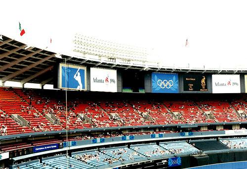 Atlanta fondo de pantalla entitled Turner Field