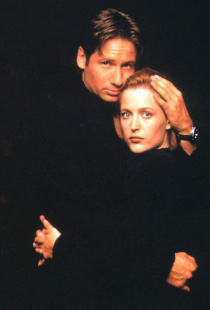 Tv Best Couples Mulder Scully