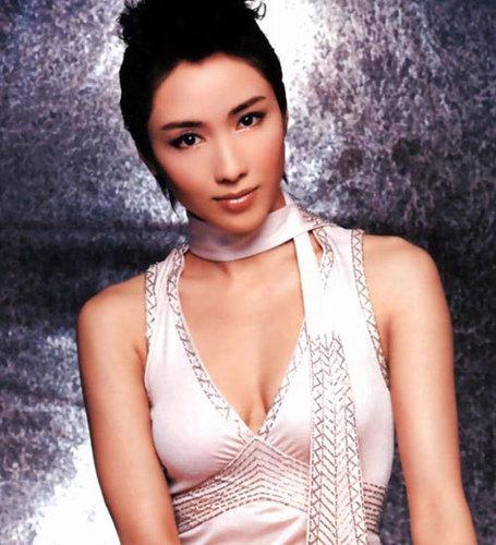 Tvb actress -Gigi lai