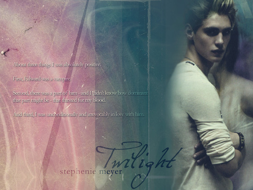 Twilight Wallpaper - Twilight Series