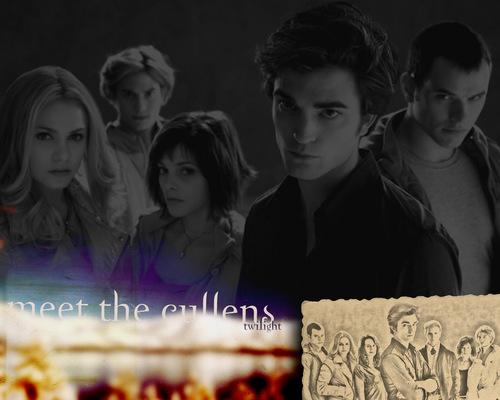 Twilight Обои