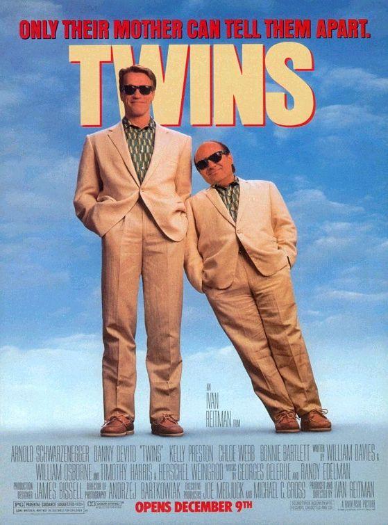 Twins (1988) - 80s Films Photo (298437) - Fanpop