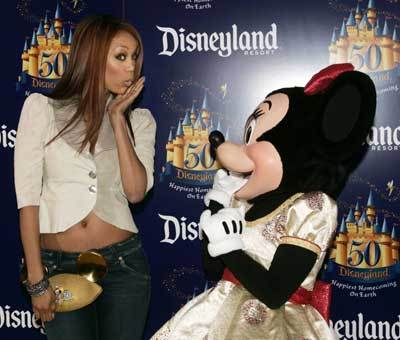 Tyra & Minnie maus