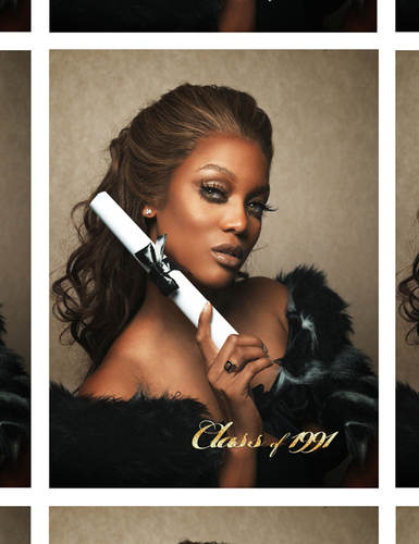 America's Next Top Model wallpaper titled Tyra