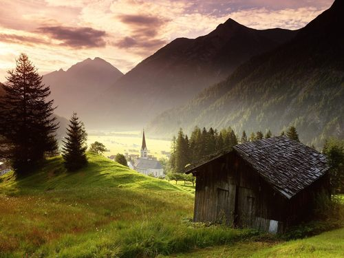 Europe wallpaper titled Tyrol, Austria