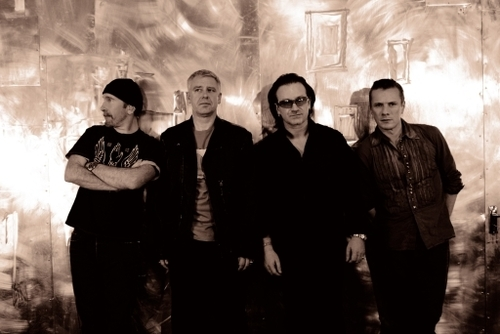 U2 wallpaper called U2 band