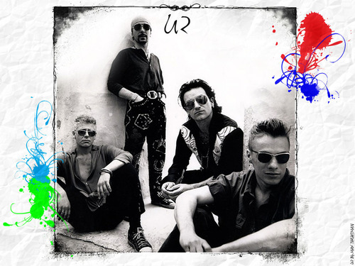 U2 wallpaper entitled U2