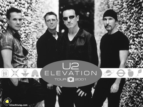 U2 - u2 Wallpaper
