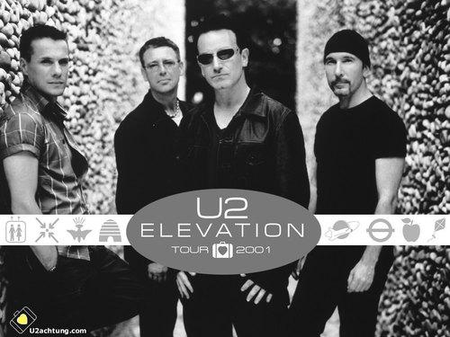U2 壁紙 titled U2