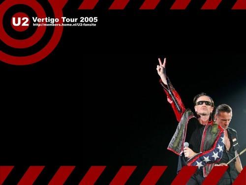 U2 wallpaper titled U2
