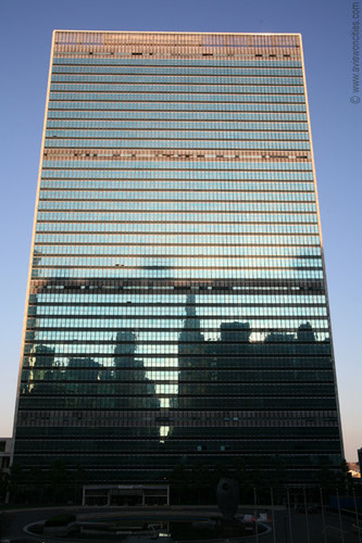 New York wallpaper called UN Secretariat (Renovation)