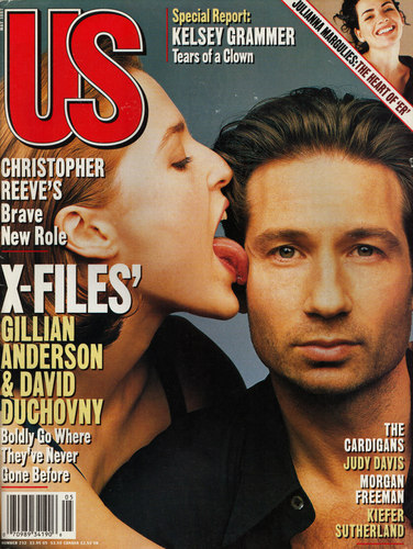 US Weekly - the-x-files Photo