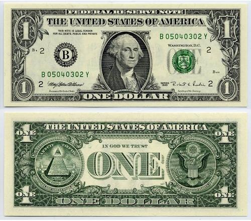 USA Money