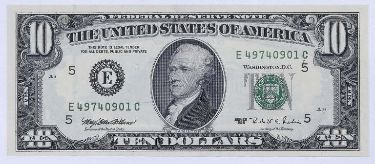 the united states of america money