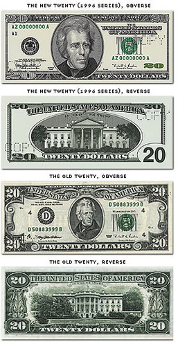 USA Money