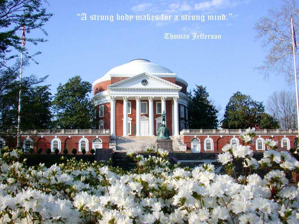 University of Virginia UVA - The Rotunda