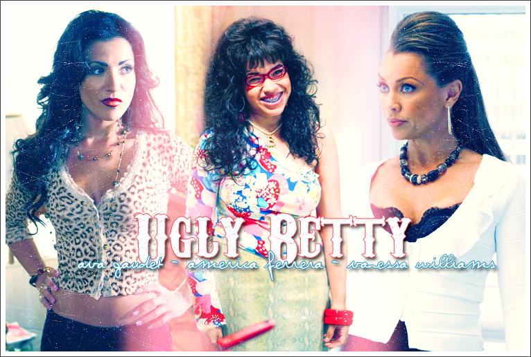 Ugly Betty Blends - Ugly Betty Fan Art (273307) - Fanpop