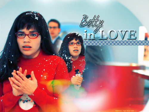 Ugly Betty wallpaper entitled Ugly Betty