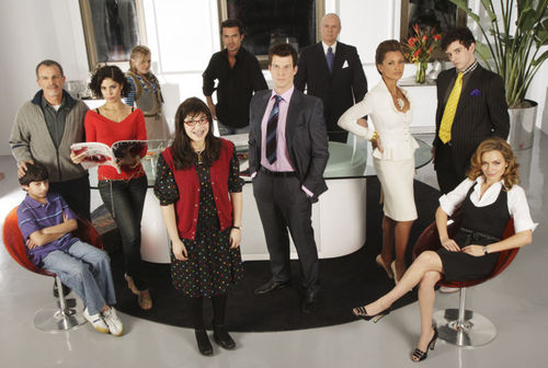 Cast of Ugly Betty