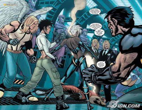 Ultimate X-Men #86 预览