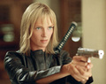Uma in Kill Bill