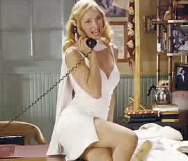 Uma Thurman images Uma in The Producers wallpaper and background photos