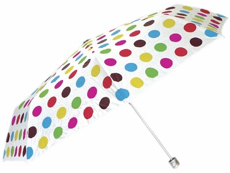Polka Dot Kids Personalized Umbrella, Personalized Items