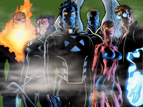 Marvel Comics wallpaper titled Uncanny X-Men
