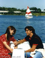 Uncle Jesse and Becky - full-house photo
