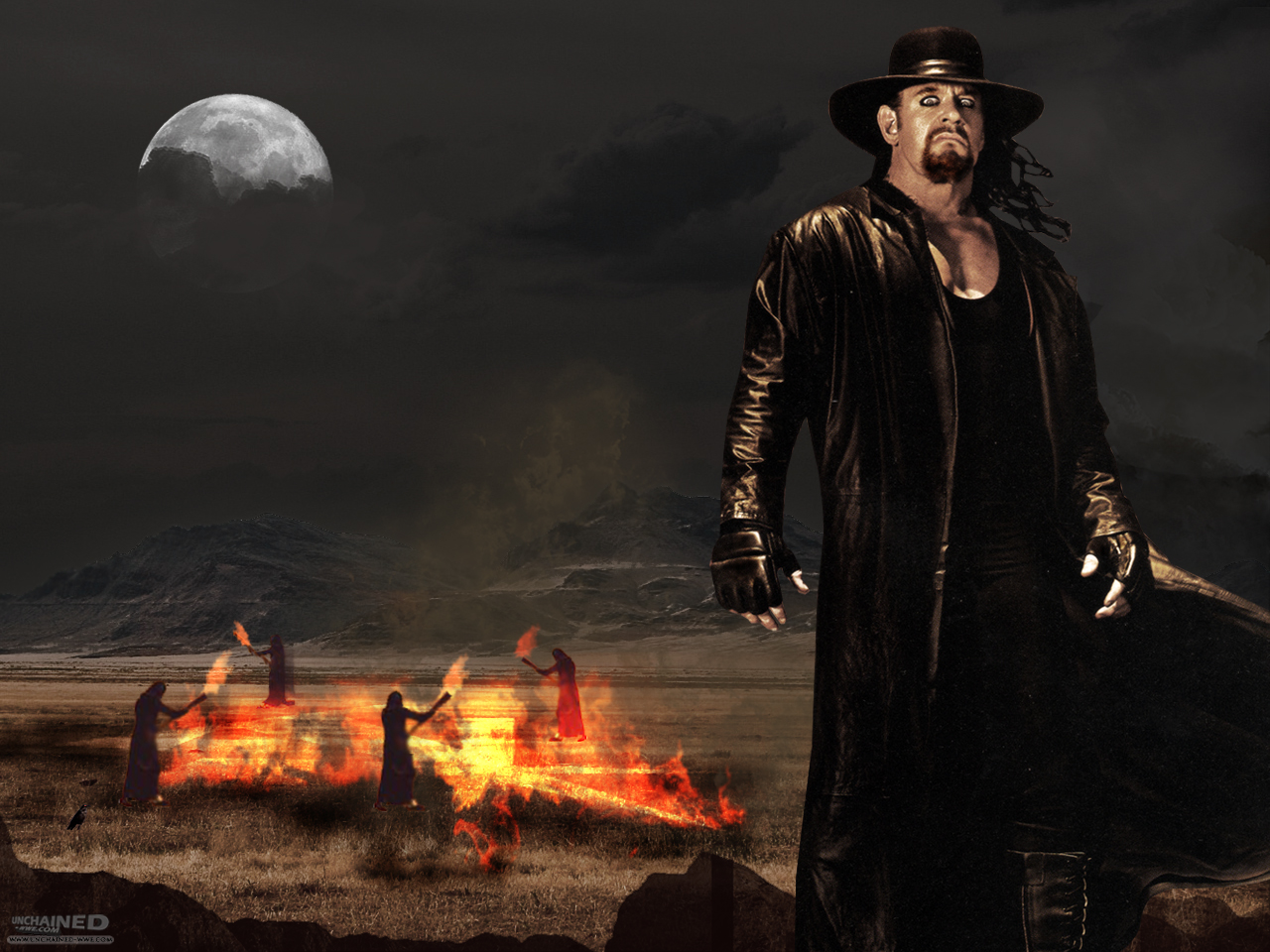the undertaker wrestling