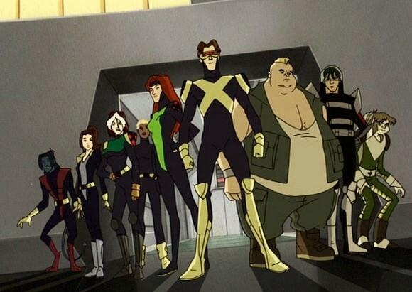X-Men Evolution ปี 2 พากย์ไทย United-x-men-evolution-283442_580_411