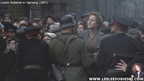 Leelee Sobieski wallpaper titled Uprising