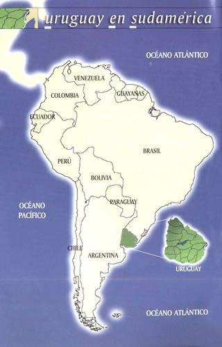 Uruguay's Location